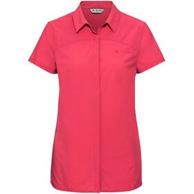 VAUDE Skomer II Shirt Women bright pink